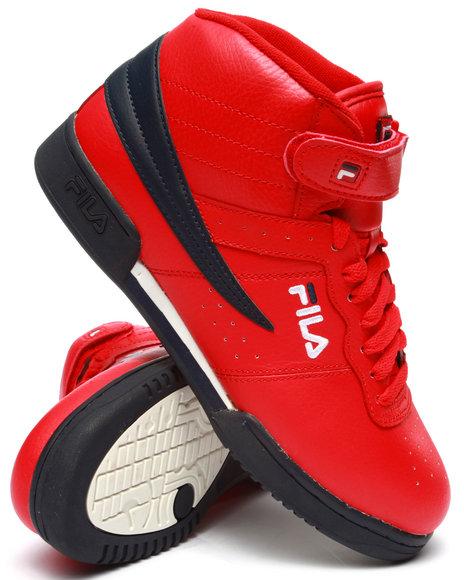 Fila - Men Red F-13 Sneaker