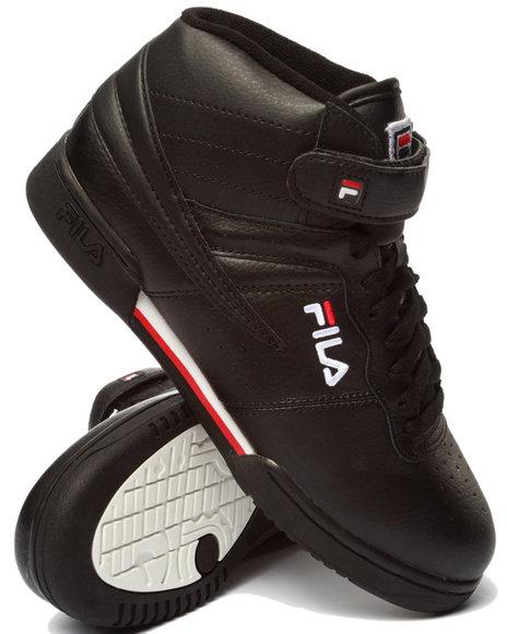 Fila - Men Black F-13 Sneaker