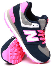 Girls - 574 Core Plus Sneakers (11-3)