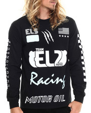 Men - Team El2 Moto L/S T-Shirt