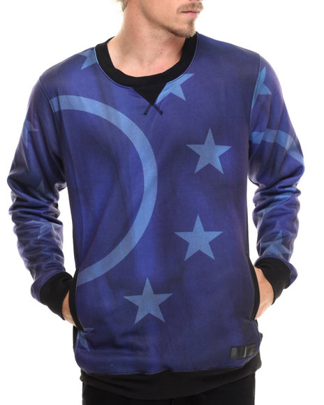 Entree - Men Blue Guardian Sweatshirt