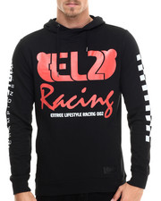 Men - El2 Racing Hoodie