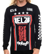 Men - El2 Racing 002 L/S T-Shirt