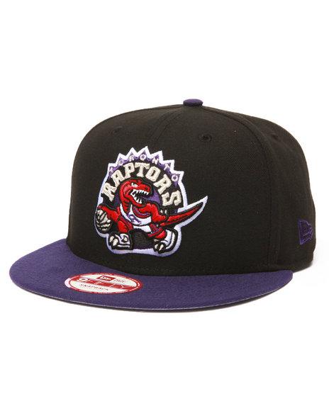 New Era - Men Black Toronto Raptors Baycik 950 Snapback Hat