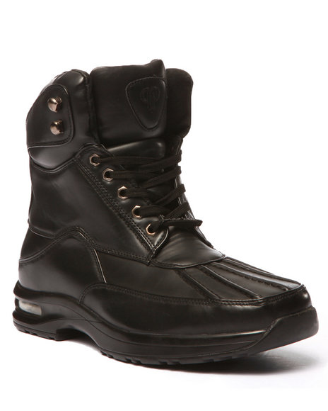 Pelle Pelle - Men Black Pelle True Endurance Boot - $66.99
