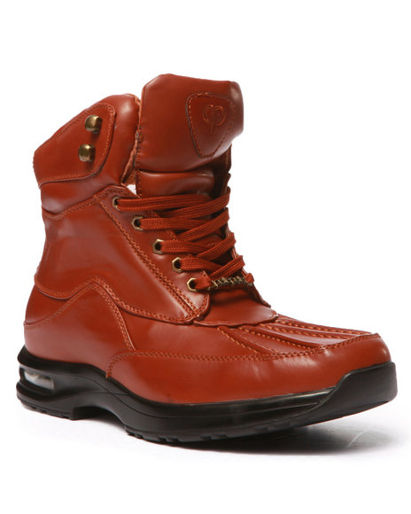 Pelle Pelle - Men Tan Pelle True Endurance Boot