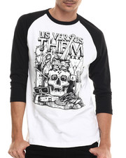 Men - Bad Boy Raglan Tee