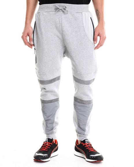 Entree - Men Grey Unknown 3M Jogger