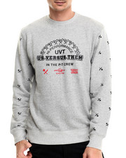 Men - Hi-Performance Crew Sweatshirt