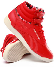 Sneakers - Freestyle Hi Graphics