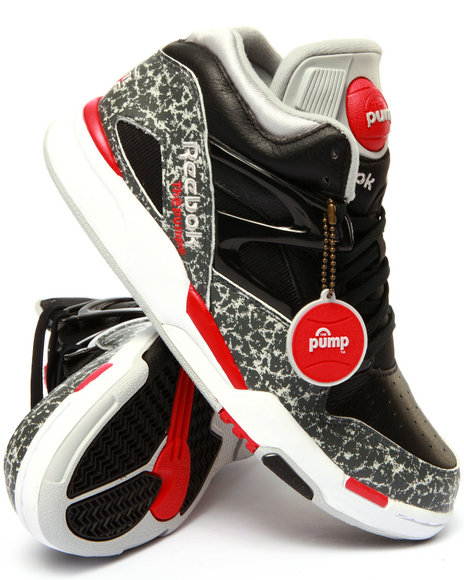 Reebok - Men Black Pump Omni Lite