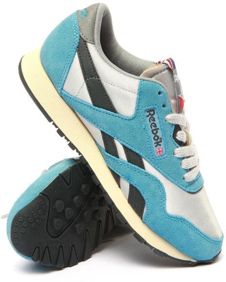 Reebok Light Blue Sneakers