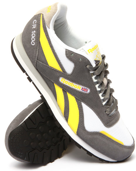 Reebok - Men Grey C R 1000 T X T