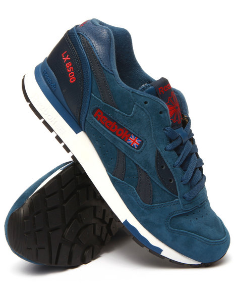 Reebok - Men Blue L X 8500