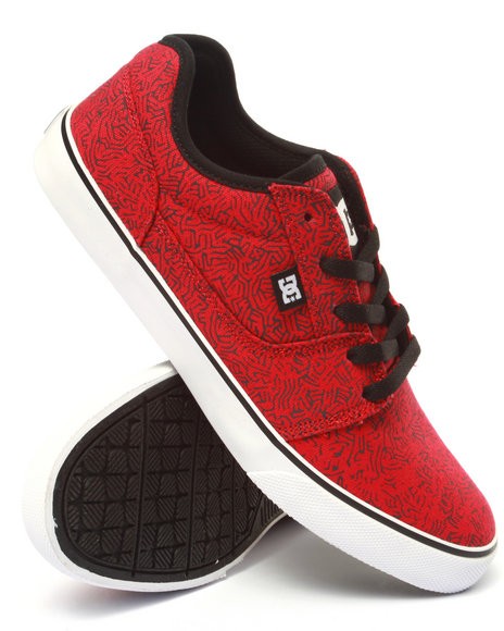 Dc Shoes - Men Red Tonik Sp