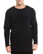 Sweatshirts & Sweaters - Unknown Black Crewneck