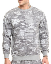Crooks & Castles - Tactics Sweatshirt