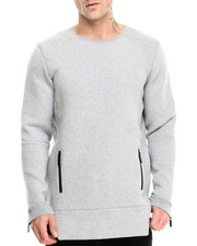 Sweatshirts & Sweaters - Unknown Grey Crewneck