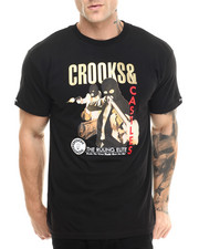 Shirts - Crooks Getaway T-Shirt