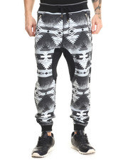 Sweatpants - Speckle Navajo Jogger