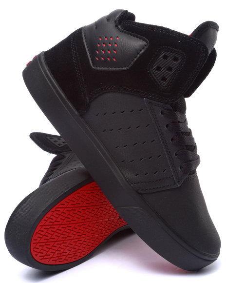 Supra - Men Black Atom Sneakers