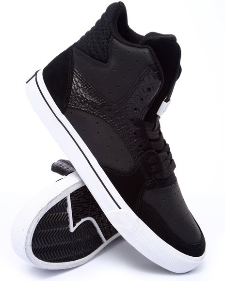 Supra - Men Black Vaider 3000 Sneakers
