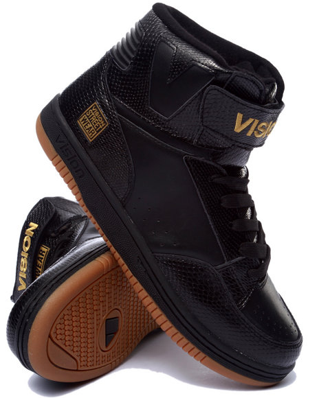 Vision Street Wear - Men Black M C 14000 Hi