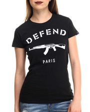 Women - Defend Paris Signature S/S Tee