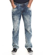 Jeans - Distressed Denim Jeans