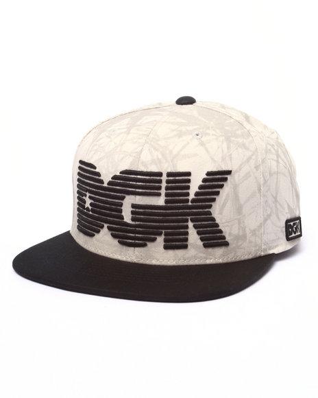 Dgk Men Humboldt Collective Snapback Cap Off White - $34.00