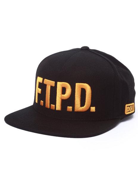 Dgk Men F T P D Snapback Cap Black - $30.00