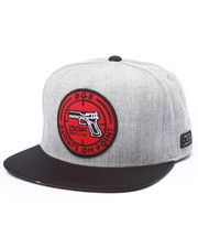 Hats - 9MM Snapback Cap