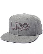 Men - LRG Branded Snapback