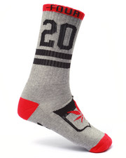 Men - Always Four-20 Crew Socks