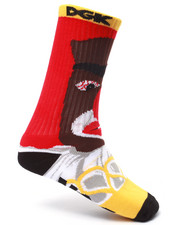 DGK - Don't Play Crew Socks