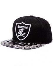 Hats - Fam Initiative Snapback