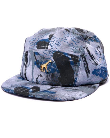 Lrg Men Rsch + Dstry 5-Panel Hat Black