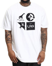 Men - RC Logo Mash Up T-Shirt (B&T)