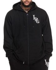 Men - RC Three Letter Hoodie (B&T)