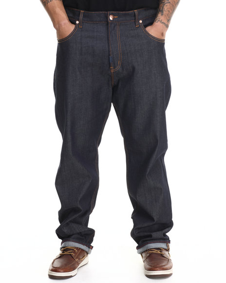 Lrg - Men Dark Wash Core Lrg Classic 47 Denim Jeans (B&T)