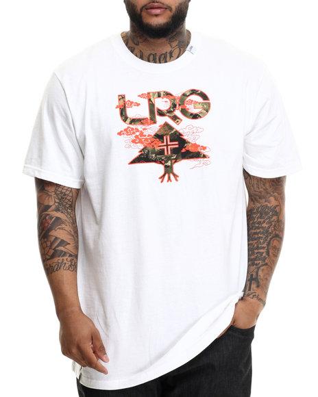 Lrg - Men White Destroy Tree T-Shirt (B&T)