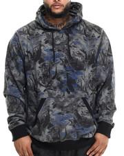 Men - Combat Pullover Hoodie (B&T)