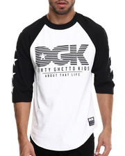 DGK - Bout It 3/4 Raglan Tee
