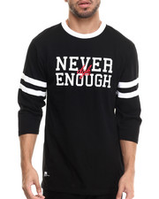 The Skate Shop - Never Enough 3/4 Sleeve Jersey