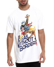 Men - Ideas Without Borders T-Shirt