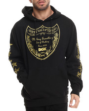 DGK - Bottle Service Fleece Pullover Hoodie