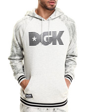DGK - Humboldt Collective Pullover Fleece Hoodie