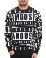 Famous Stars & Straps - Wrecking Crewneck Fleece