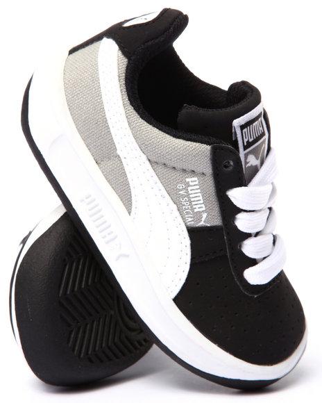 Puma - Boys Black Gv Special Kids Sneakers (5-10)
