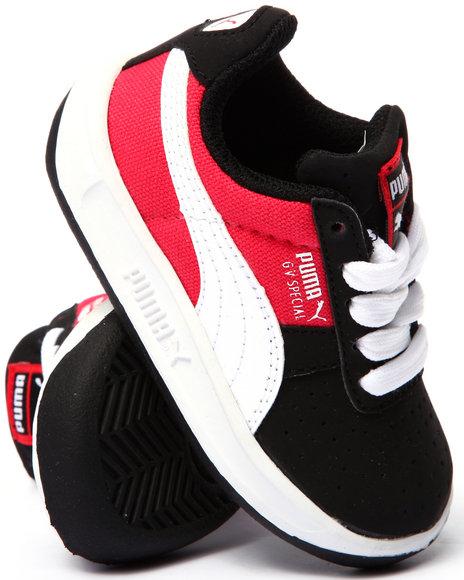 Puma - Boys Black Gv Special Jr Sneakers (5-10)